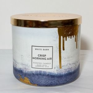 CRISP MORNING AIR 3 Wick Candle